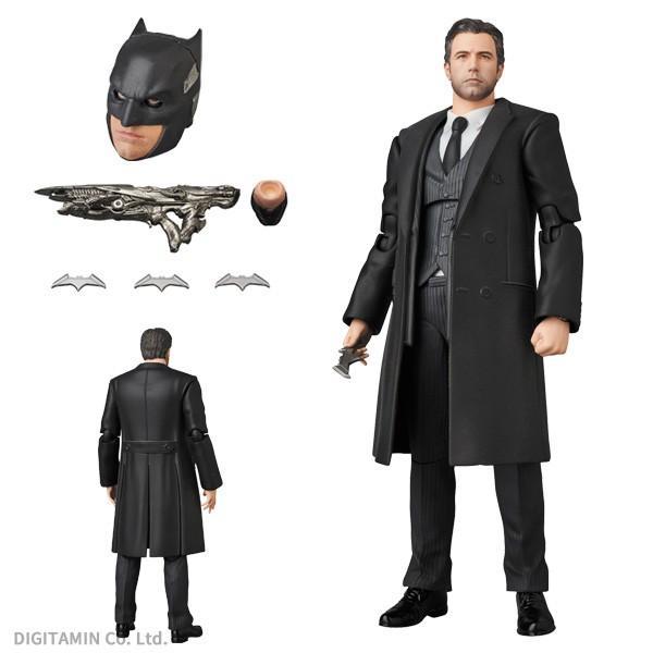 Medicom Toy MAFEX No.76 Bruce Wayne Figure NEW from Japan