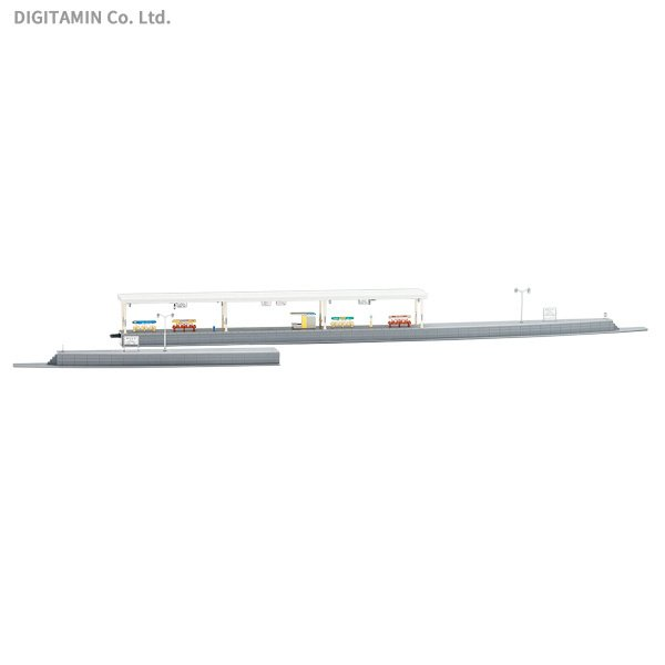 4067TOMIXトミックス島式ホームセット(近代型)大型車両用Nゲージ鉄道模型(ZN87163)
