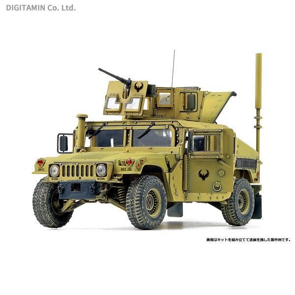 アカデミー 1/35 M1151 ハンヴィー 装甲強化型 プラモデル 13415 ...