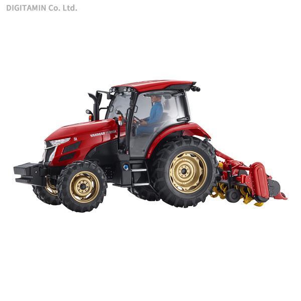 ハセガワ1/35ヤンマートラクターYT5113Aロータリー仕様プラモデル66106(ZS77458)