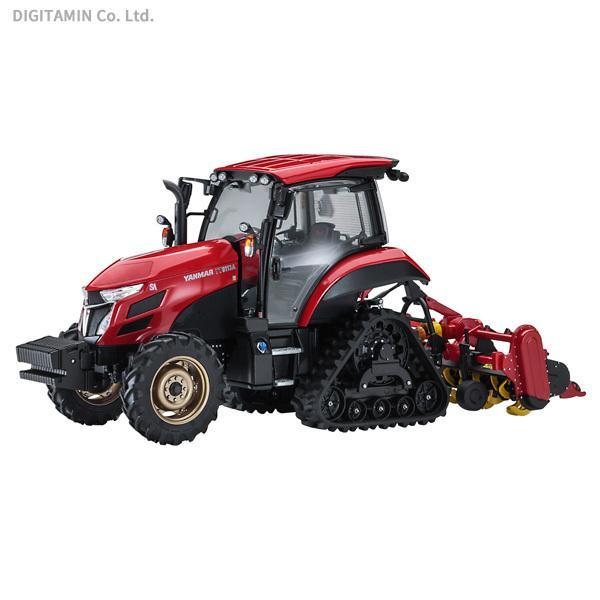 ハセガワ1/35ヤンマートラクターYT5113Aデルタクローラ/ロータリー仕様プラモデル66107(ZS82703)
