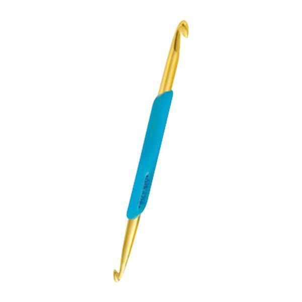 ハマナカ アミアミ 両かぎ針 ラクラク 長さ13.5cm 8/0-10/0号 H250-510-8|dij-mic
