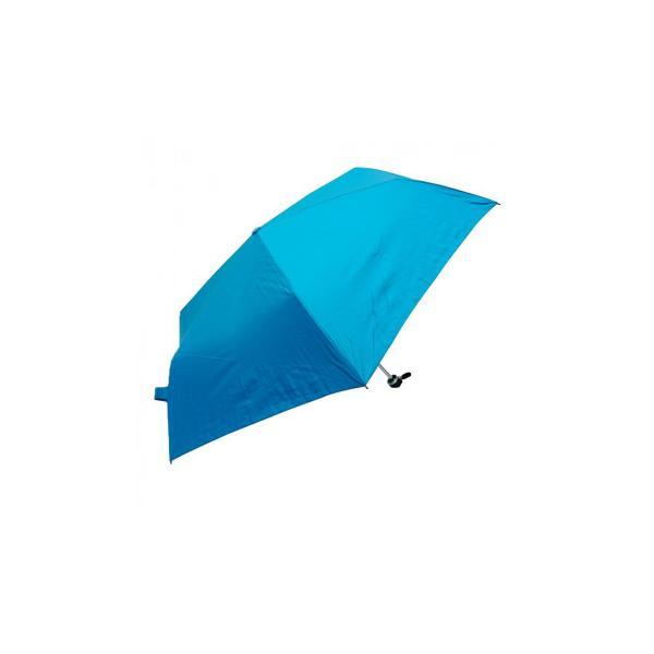 藤田屋 折り畳み傘 耐久撥水傘 60cm ターコイズ M60-1623