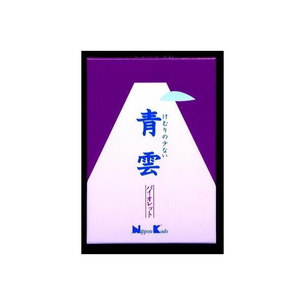 青雲バイオレット 大型バラ ( 日本香堂 ) ( お線香 )