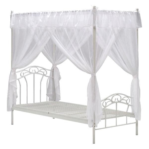 ディノス『エレガントプリンセスベッド 天蓋付きベッド』