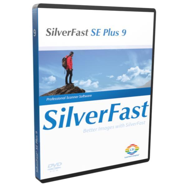 EPSON用SilverFast SE Plus 写真画像の管理編集ソフト フィルムスキャン 自動IT8校正適応  埃キズ除去処理 自動フレーム機能|dipah-shop