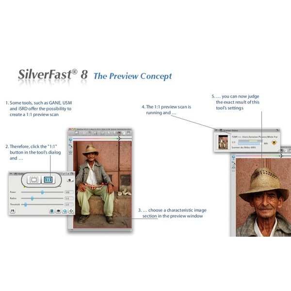 EPSON用SilverFast SE Plus 写真画像の管理編集ソフト フィルムスキャン 自動IT8校正適応  埃キズ除去処理 自動フレーム機能|dipah-shop|11