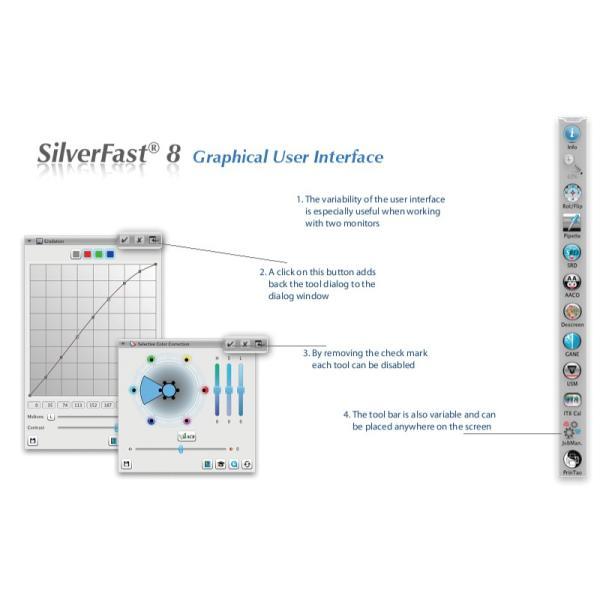 EPSON用SilverFast SE 写真・画像の管理編集ソフト ネガフィルムスキャン 自動IT8校正適応  埃キズ除去処理 自動フレーム機能|dipah-shop|14