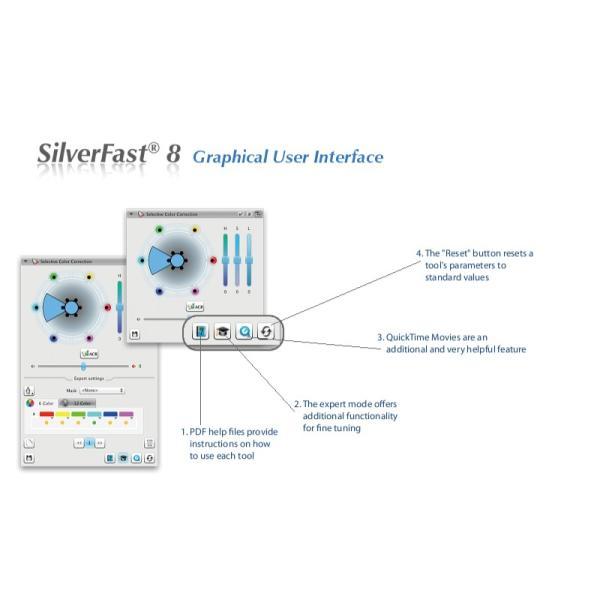 EPSON用SilverFast SE 写真・画像の管理編集ソフト ネガフィルムスキャン 自動IT8校正適応  埃キズ除去処理 自動フレーム機能|dipah-shop|15