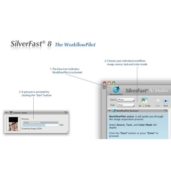 EPSON用SilverFast SE 写真・画像の管理編集ソフト ネガフィルムスキャン 自動IT8校正適応  埃キズ除去処理 自動フレーム機能|dipah-shop|08