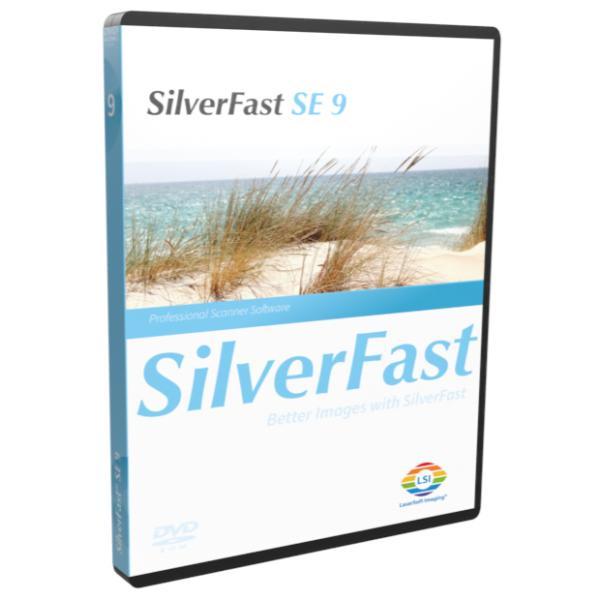 Plustek用SilverFast SE 写真・画像の管理編集ソフト ネガフィルムスキャン 自動IT8校正適応  埃キズ除去処理 自動フレーム機能|dipah-shop