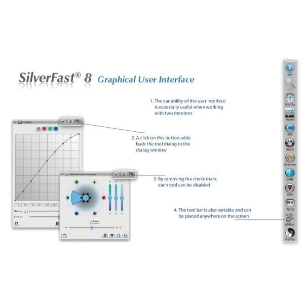 Plustek用SilverFast SE 写真・画像の管理編集ソフト ネガフィルムスキャン 自動IT8校正適応  埃キズ除去処理 自動フレーム機能|dipah-shop|12