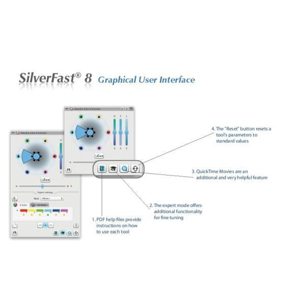 Plustek用SilverFast SE 写真・画像の管理編集ソフト ネガフィルムスキャン 自動IT8校正適応  埃キズ除去処理 自動フレーム機能|dipah-shop|13
