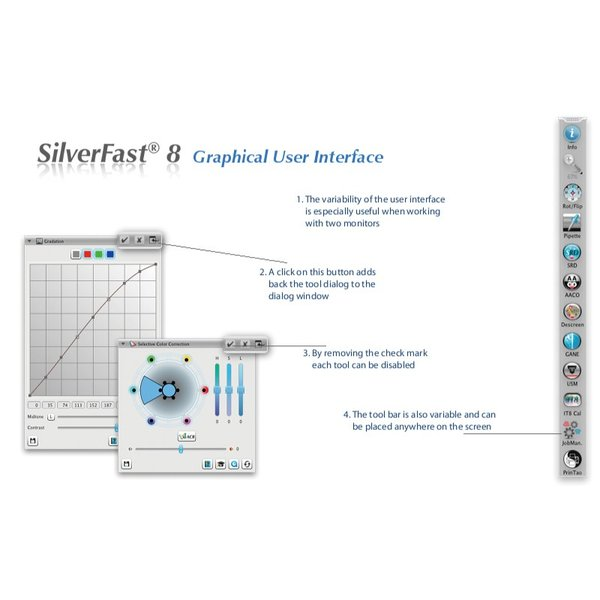 EPSON GT-X830用SilverFast SE→SE Plus アップグレード版 写真・画像の管理編集ソフト|dipah-shop|14