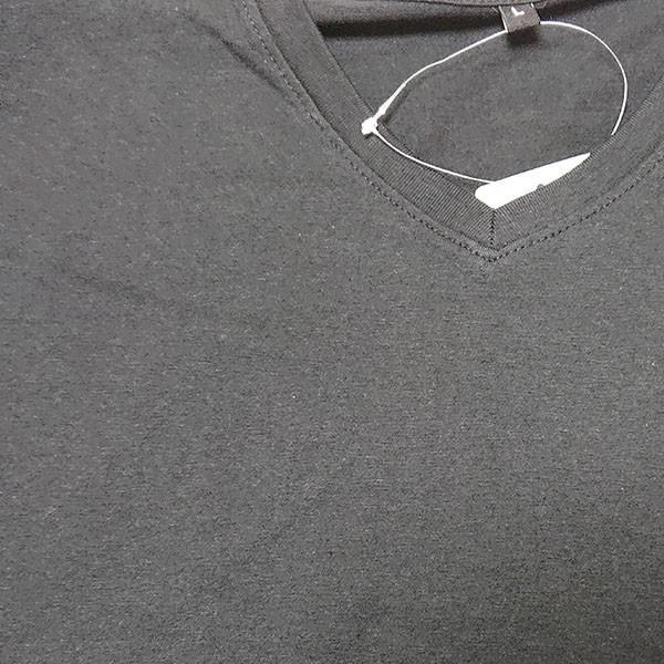 メンズ 半袖 Tシャツ 綿100% 天竺 V首 Vネック|direct-factory|07