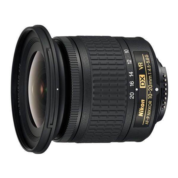 Nikon ニコン AF-P DX NIKKOR 10-20mm f/4.5-5.6G VR