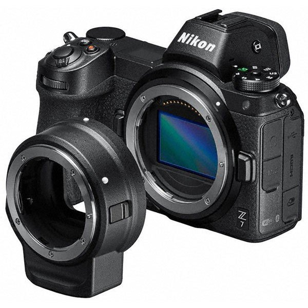 Nikon ニコン Z 7 FTZ マウントアダプターキット|directhands|02