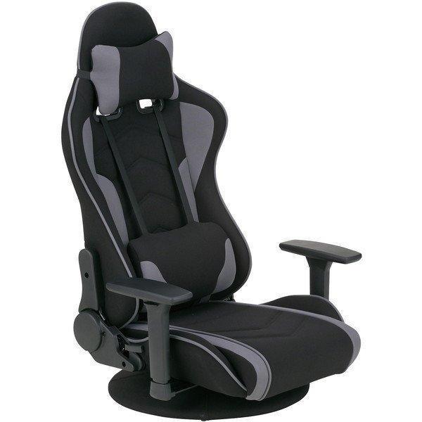 座椅子ゲーミングゲーミング座椅子回転リクライニングリビングイス椅子チェア疲れない椅子リモートおうち時間会議パソコンPCゲーム