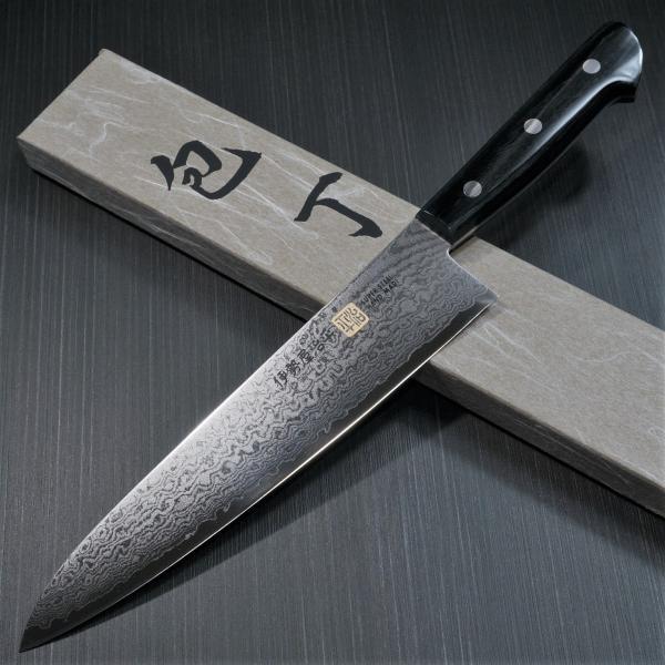 包丁 牛刀 210mm V金10号 コバル...