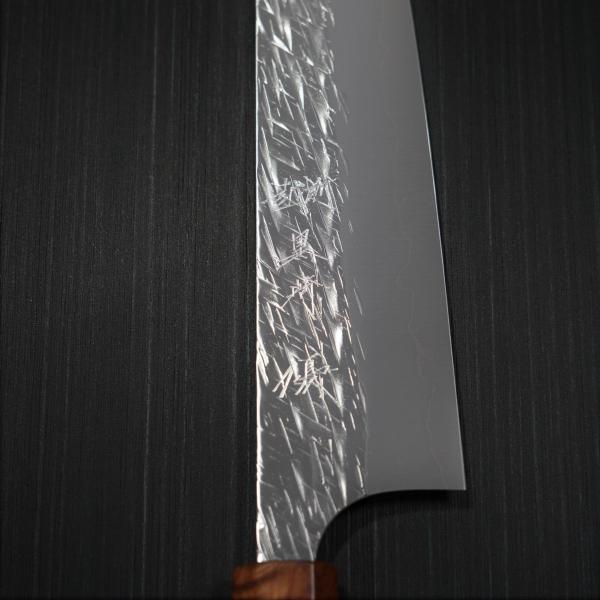 包丁 牛刀 210mm 黒崎優 コバルトスペシャル 鍛造 越前打刃物 日本製|discovery-shop|03