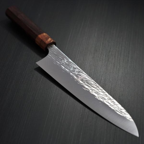 包丁 牛刀 210mm 黒崎優 コバルトスペシャル 鍛造 越前打刃物 日本製|discovery-shop|05