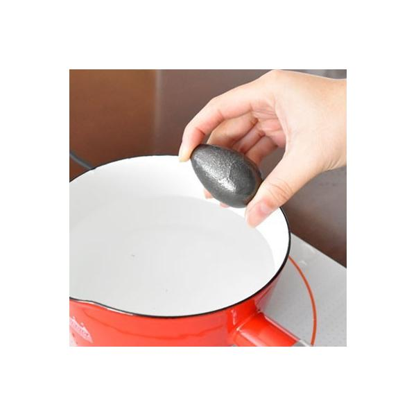 鉄玉子 鉄卵 鉄たまご 鉄分 南部鉄 南部鉄器 補給 黒豆 やかん 煮物 貧血予防 てつたまご|dish|03