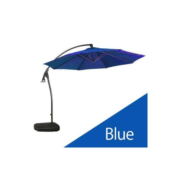 ガーデンパラソル 大傘 おしゃれ ハンギングパラソル 日よけ 大きい ビーチ ガーデン キャンプ アウトドア サンシェード 庭 ファニチャー|dish|11
