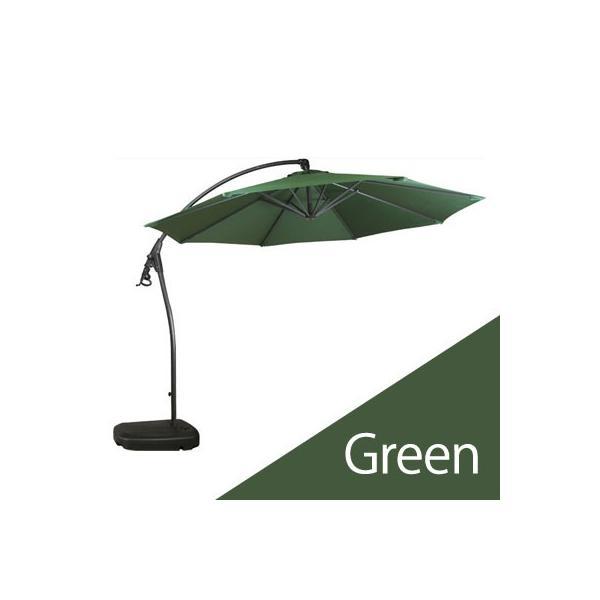 ガーデンパラソル 大傘 おしゃれ ハンギングパラソル 日よけ 大きい ビーチ ガーデン キャンプ アウトドア サンシェード 庭 ファニチャー|dish|10