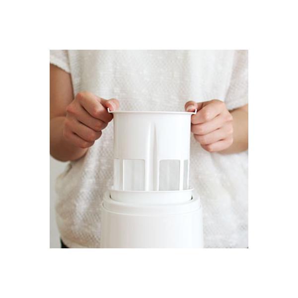 ヨーグルトメーカー 低温調理 甘酒 牛乳パック 発酵 塩麹 1L 発酵フードメーカー 手作り 乳製品 天然酵母 パン カスピ海ヨーグルト r1 lg21 ドリテック|dish|08