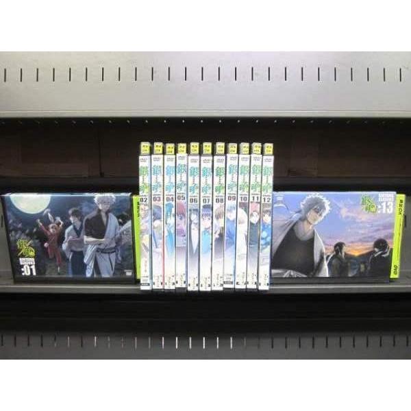 銀魂 ぎんたま シーズン3 1〜13 (全13枚)(全巻セットDVD) 中古DVD disk-kazu-saito