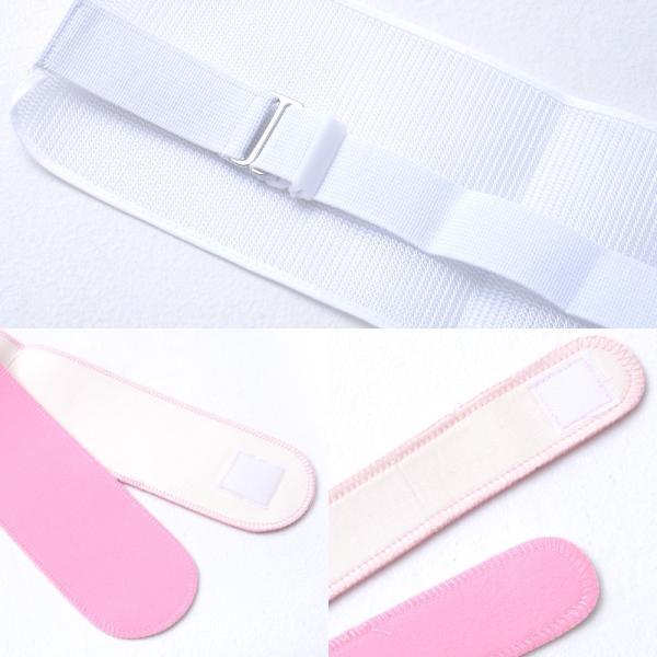 レディース 肌着 着付けセット(肌着)浴衣夏の浴衣姿を快適にしてくれる、必須のインナー5点セット2018年 浴衣 着付け小物 着付けセット スリット|dita|04