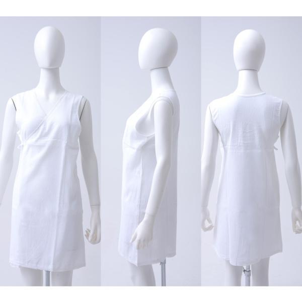 レディース 肌着 着付けセット(肌着)浴衣夏の浴衣姿を快適にしてくれる、必須のインナー5点セット2018年 浴衣 着付け小物 着付けセット スリット|dita|05