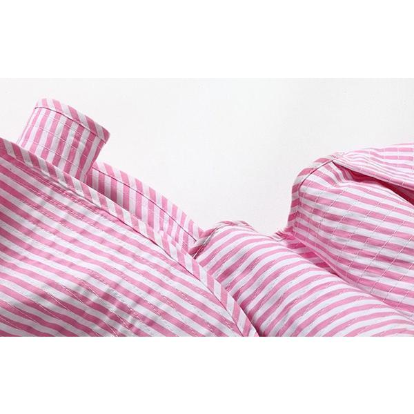 トップス シャツ ブラウス 袖なし オフショルダー フリル ノースリーブ ホワイト/ピンク/ブルー/スカイブルー DIVAセレクト