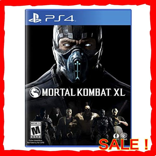 Mortal Kombat XL (輸入版:北米) - PS4|diva0210