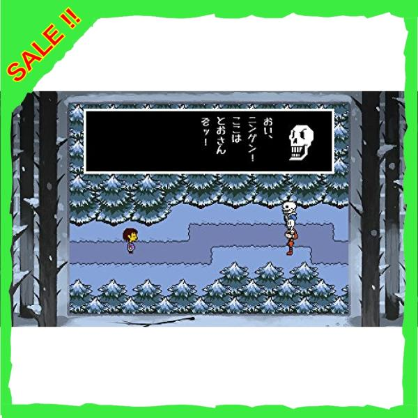 UNDERTALE - PS4 (【永久封入特典】ストーリーブックレット 同梱)|diva0210|04
