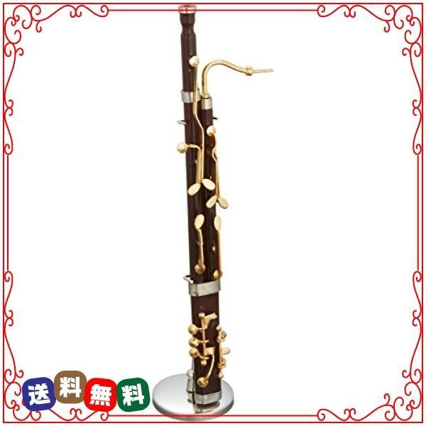 SUNRISESOUNDHOUSEサンライズサウンドハウスミニチュア楽器バスーン1/6