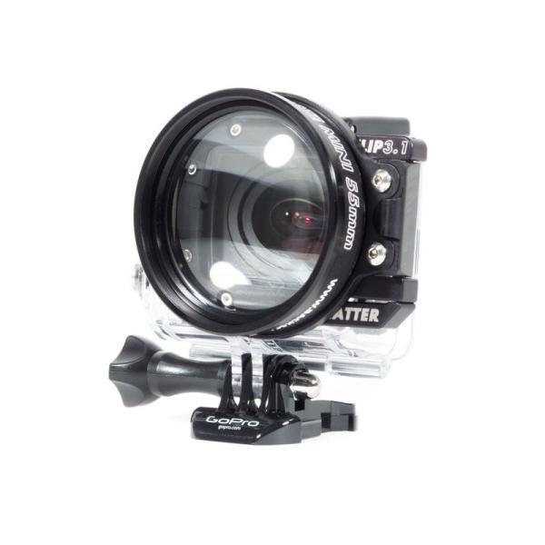 Fisheye(フィッシュアイ) GoPro マクロメイト