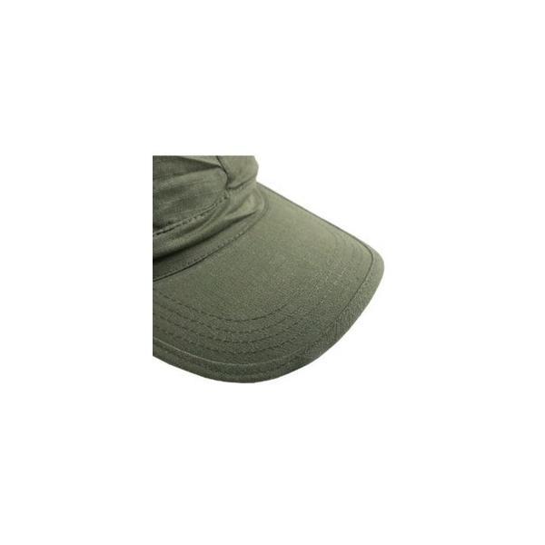 ファーティング(BDU)キャップ HC013NN オリーブ L 〔 レプリカ 〕