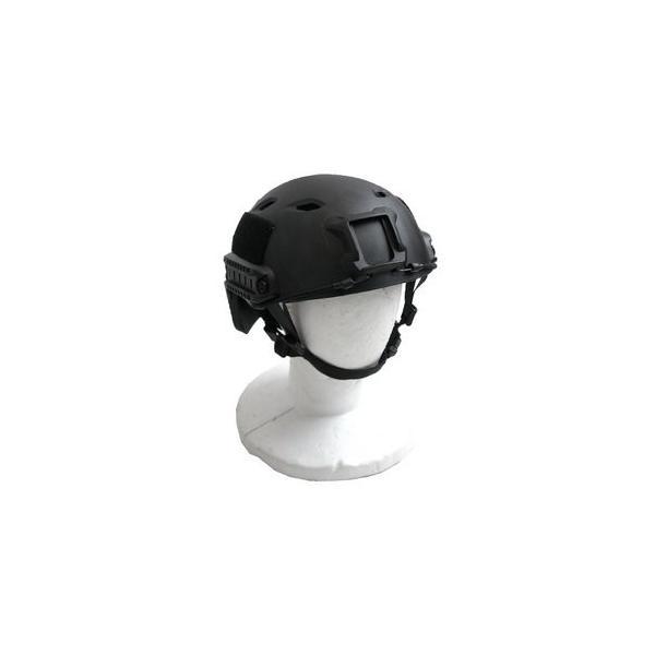 FA ST ヘルメット パラトルーパー H M026NN ブラック 〔 レプリカ 〕