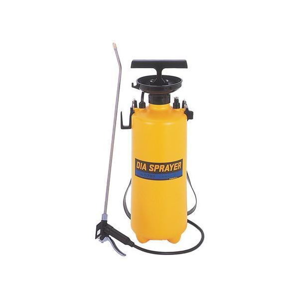噴霧器 手動 除草剤 剥離剤 7L (コンクリート型枠剥離剤、除草剤噴霧器)