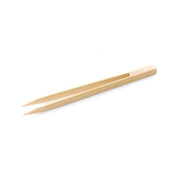 (ピンセット) 医療用ピンセット 竹 15cm 剣型 (非磁性・絶縁性・耐薬品性に優れています)