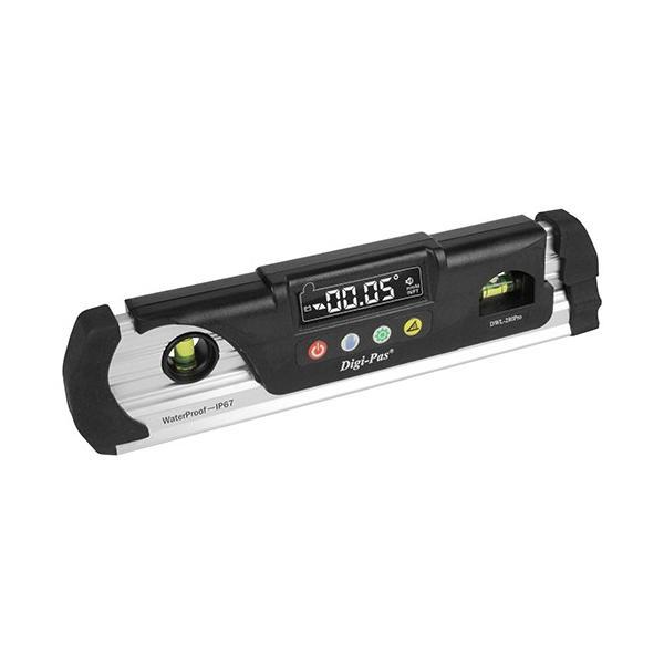 水平器 デジタル水平器 防水 防塵 280PRO (マグネット付/水平器 勾配計 水準器 レベル)