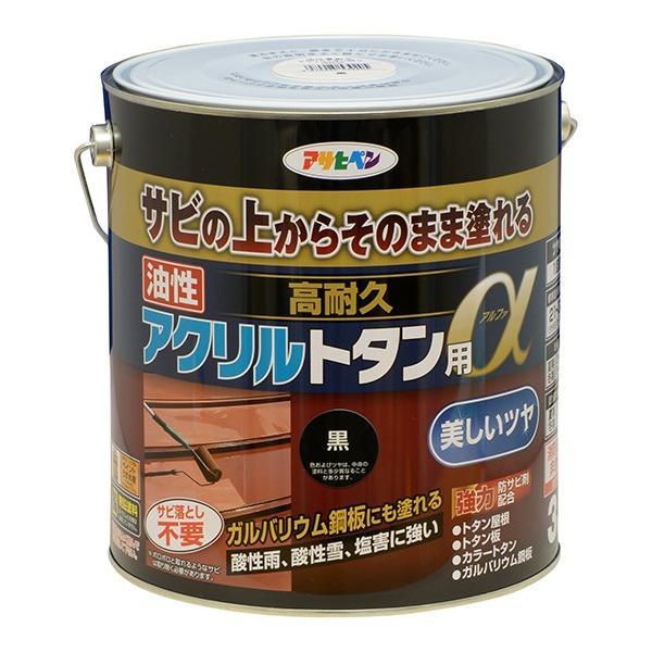 油性高耐久アクリルトタン用α 3kg
