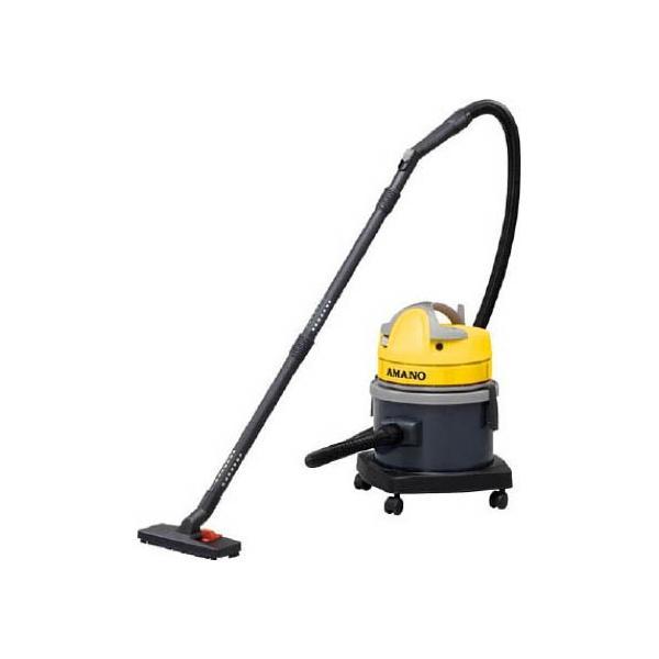アマノ業務用乾湿両用掃除機(乾式・湿式兼用)396x402x660mmJW-151