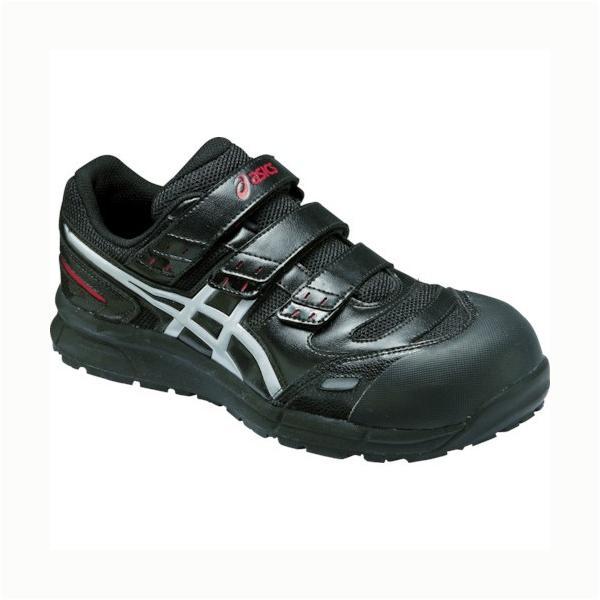 アシックス ウィンジョブ CP102 作業用靴 黒 22.5cm FCP102.9093 22.5