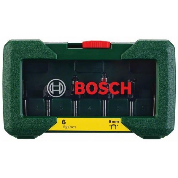ボッシュルータービットセット180x108x51mmPR-RB66本0
