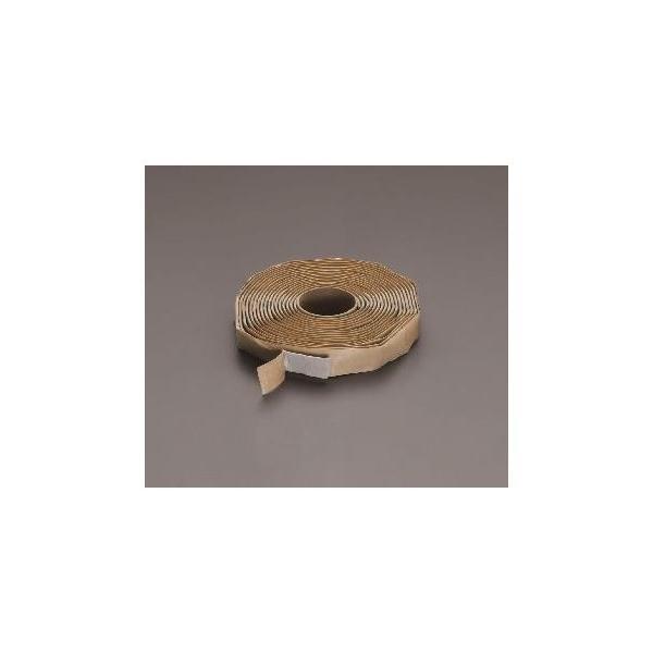 エスコ(esco) 19mmx6.1mブチルコークテープ グレー EA944MT-66