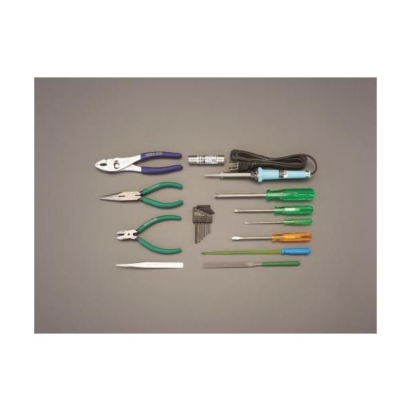 エスコ(esco) [13個組] 工具セット EA612SE-4 1セット