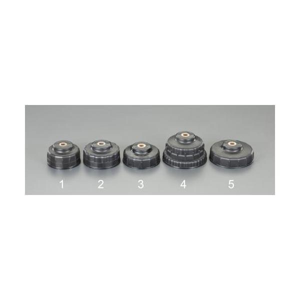 """エスコ(esco) 3/8""""DR-65/67mm オイルフィルターレンチ EA604AN-1 1個"""