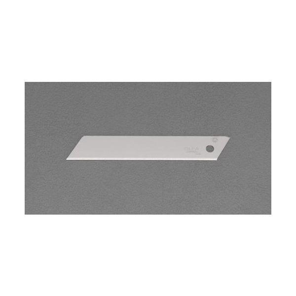 エスコ(esco) 110x18x0.05mm カッターナイフ替刃・折れ線無(300枚 EA589CA-5 300枚